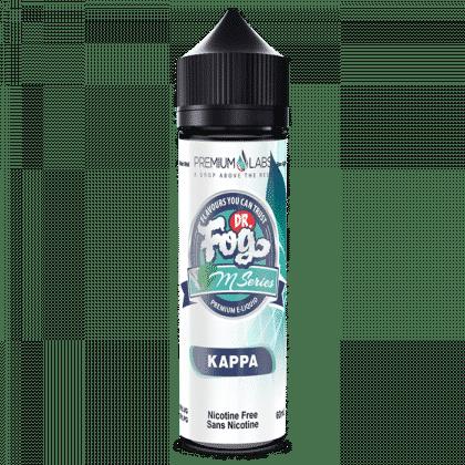 Dr Fog Blueberry Cotton Candy Ice Vape Juice