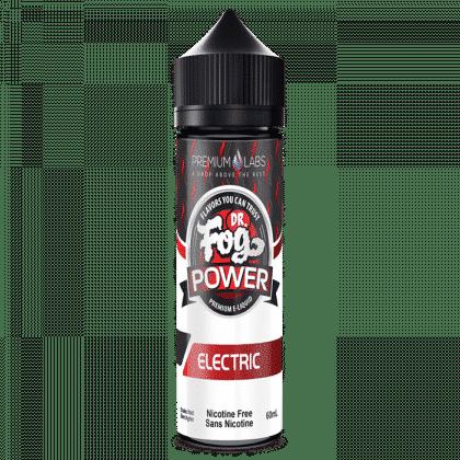 Dr Fog Power Series Cool Watermelon Apple Vape Juice