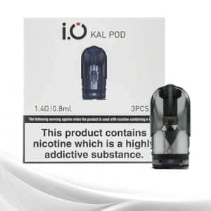 Innokin I.O KAL Kanthal Replacement POD 3 Pack