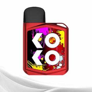 Caliburn Koko Prime Red