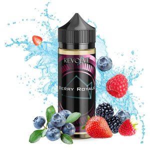 Revolve Berry Royale Nic Salts Vape Juice
