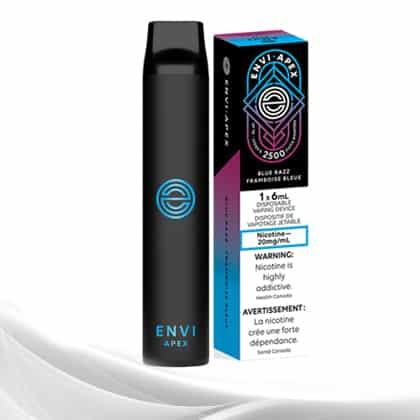 Envi Apex Disposable Vape - Blue Razz Berry Canada