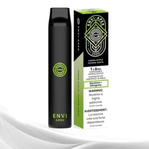 Envi Apex Disposable Vape - Green Apple Canada