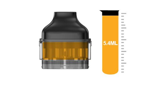 5.4ML Tank Capacity