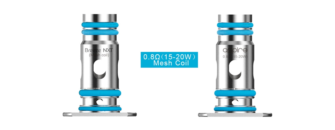 Mesh Coil for Aspire Breeze NXT